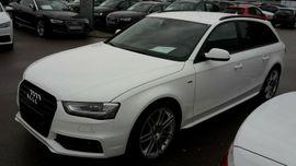 Audi A4 Avant 2,0 TDI quattro 3x S Line Plus