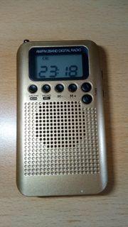 Kompaktes UKW MW Stereo Radio