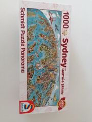 Puzzle Sydney 1000 Teile wie