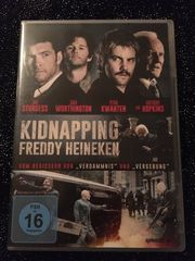 KIDNAPPING FREDDY HEINECKEN DVD Anthony