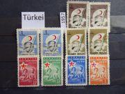Türkei 1957 postfrisch