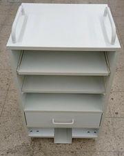 Mobiler Computertisch Rollwagen für externe