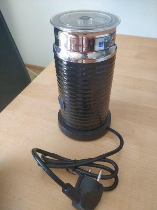 Nespresso Aeroccino 3 Schwarz Milchschäumer