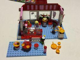 Spielzeug: Lego, Playmobil - Lego Friends Cafe