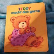 Teddy macht das gern