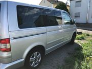 Behindertentransporter als VW Multivan