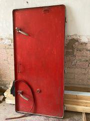 Luftschutzbunker Tür