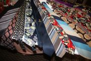 16 Stück Krawatten- Seltenheit-Superpreis