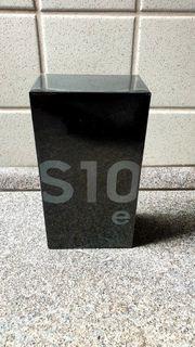 Samsung S10e 128GB Prism Black