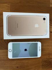 iPhone7 128GB in Gold