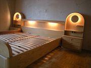 Schlafzimmer komplett Sen-Esche Neupreis 3248
