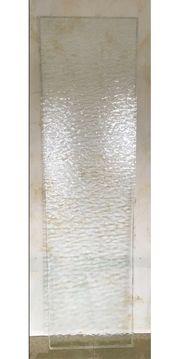 Glas Glasplatte ca 204x56 5