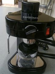 Eduscho Diabolo Espresso Maschine