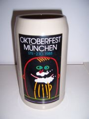 Oktoberfestkrug 1988