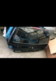 Renault Twingo C06 Heckklappe schwarz