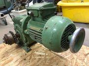 Drehstrom Maschinen Getriebe Motor 380V