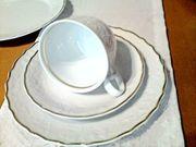 Festliches Kaffee- Speiseservice Thermoskanne - Neu