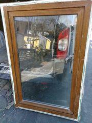 Golden oak Fenster 100 cm