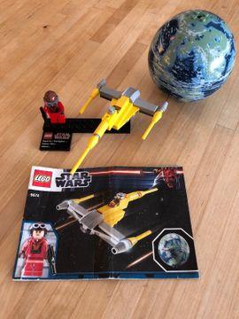 Spielzeug: Lego, Playmobil - LEGO Star Wars - Naboo Starfighter