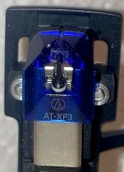 Audio Technica XP3 Auf Headshell