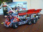 LEGO TECHNIK 42068 Flughafenlöschfahrzeug 2in1-Set
