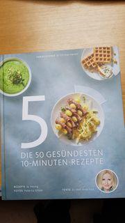 Kochbuch für 10 Minuten Gerichte