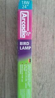 Arcadia bird Lamp Vogellampe