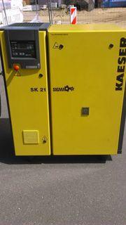 KAESER Schraubenkompressor SK 21 SK21