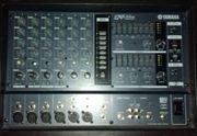 Yamaha Powermixer und Zeckboxen