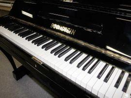 Klavier Bechstein 128 schwarz poliert: Kleinanzeigen aus Egestorf Evendorf - Rubrik Tasteninstrumente