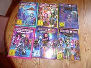 Monster High DVds und Winx