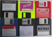 Midi-Files aus Altersgründen günstig abzugeben