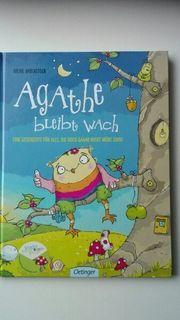 tolles Kinderbuch Agathe bleibt wach