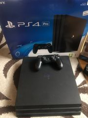 PlayStation 4 Pro 1Tb 2Controller