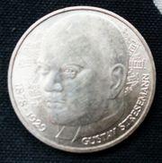 Bundesrepublik Deutschland 5 Deutsche Mark