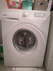 Waschmaschine Gorenje W6443 S - Erstkauf