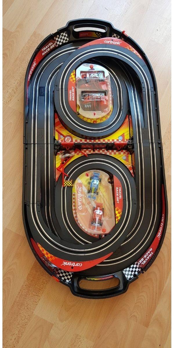 Cartronic Travel Race Set