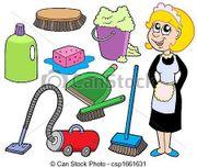 Gründliche Putzfrau sucht Arbeit