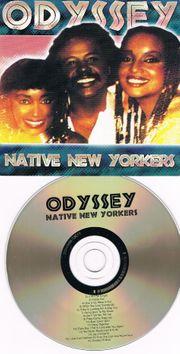 70 s CD - Odyssey - Native
