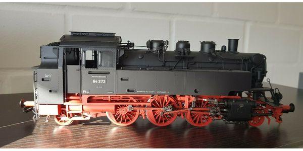 Kiss Br 64 Reichsbahn Ep