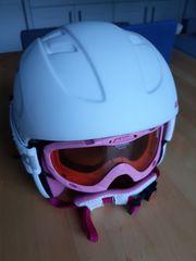 Kinder Ski-Helm Marke Alpina