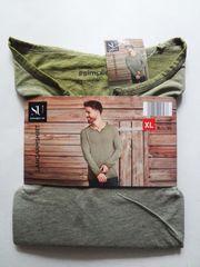 Zwei x T-Shirt Shirt Pulli