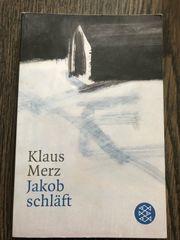 Roman Jakob schläft Klaus Merz