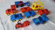 Duplo Lego Fahrzeuge 1