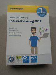 Steuertipps SteuerSparErklärung 2019 Steuererklärung 2018 -
