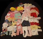Puppenkleidung 46-teilig u a BabyBorn