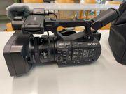 Sony Profi Camcorder PXW-Z190 neuwertig