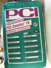 PCI Zemtec 1K Zement-Bodenausgleich 11