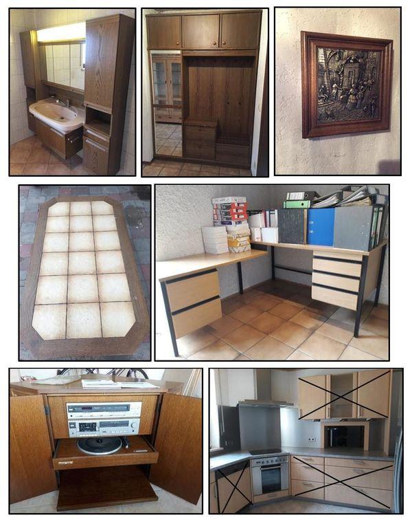 AKTION MÖBEL Schrank Tisch Küche