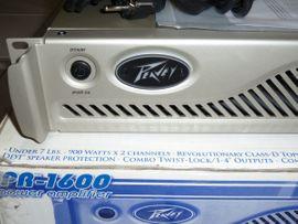 Bild 4 - Peavey IPR 1600 Verstärker Endstufe - Holzminden